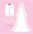 Wedding bridal dress vector | Price: 3 Credits (USD $3)