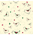 birdy pattern yellow background