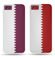 Rear covers smartphone vector image vector image