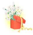 Charming Gift vector image