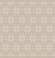 sand ornamental swirl background with off white vector image