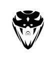 viper head vector image