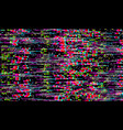 Glitch texture pixel noise test tv screen digital