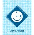 happy smiley clock vector image vector image