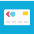 Debit Card Icon vector image