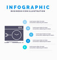 admin command root software terminal infographics vector image vector image