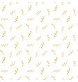 branches hand drawn doodles seamless pattern vector image vector image