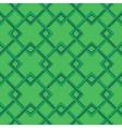 Cross stitch geometric pattern vector image