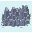 stones vector image