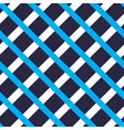 seamless repeating crossed lines background vector image vector image