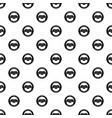 steering wheel pattern seamless vector image vector image