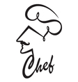 Abstract chef image