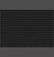 dark grey rounded rectangle mesh background vector image vector image