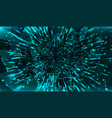 fractal realms series creative arrangement of vector image
