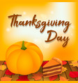Thanksgiving day concept background isometric