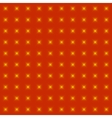 seamless pattern orange simple vector image vector image