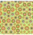 flower nice pattern vector image vector image