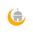 ramadan kareem ramadhan mubarak vector image