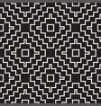 seamless surface geometric design repeating tiles vector image vector image