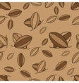 cacao seamless vector image vector image