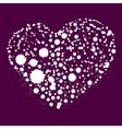 Splatter heart