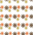 flowers-pattern-retro-seamless-05 vector image