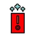 humidifier icon vector image