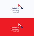 Logo16 vector image vector image