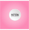 pattern pink fish scale background image vector image