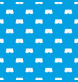 boxers underpants pattern seamless blue vector image vector image