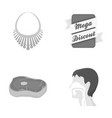 business products medicine and other web icon in vector image vector image