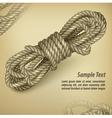 rope color background 10 v vector image