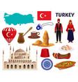 Turkey culture travel set