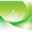 Green Environmental vector image vector image