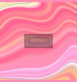 soft pink marbled texture vector image vector image