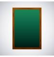 greenboard school supply icon vector image