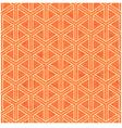seamless retro mesh texture background vector image vector image