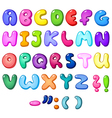 3d bubble alphabet vector | Price: 1 Credit (USD $1)