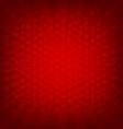 Red Sunburst Banner vector image vector image
