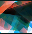 colorful background design concept vector image vector image