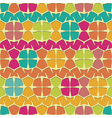 colorful ornate background vector image vector image