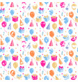 party pattern grange vector image vector image
