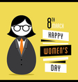 Happy womens day design business women design