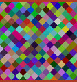 multicolored square pattern background vector image vector image
