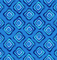 abstract seamless pattern of rhombus vector image vector image