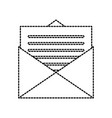email envelope letter message communication vector image vector image