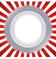 sawblade background vector image