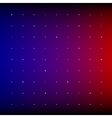 Red blue and purple shining disco equalizer lights vector image vector image