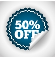 Shooping offers and discounts vector image vector image