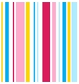 vertical stripes seamless pattern Eps10 vector image vector image